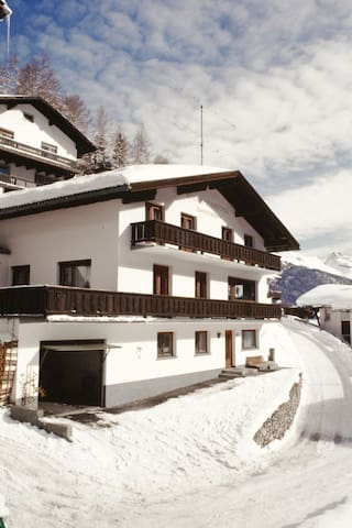 Apartment Katharina in Sankt Anton am Arlberg