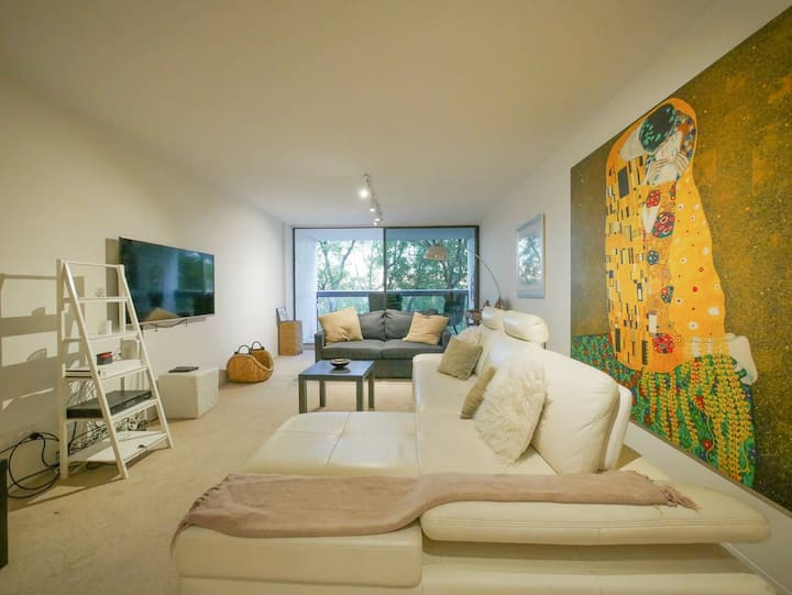 Prime Double Bay Location with Balcony