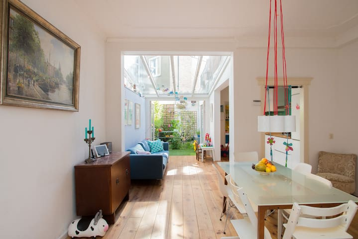 Family apartment in Delft - Delft - 아파트(콘도미니엄)