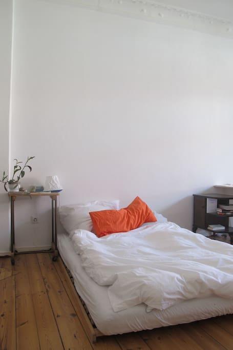 your room/ dein Zimmer