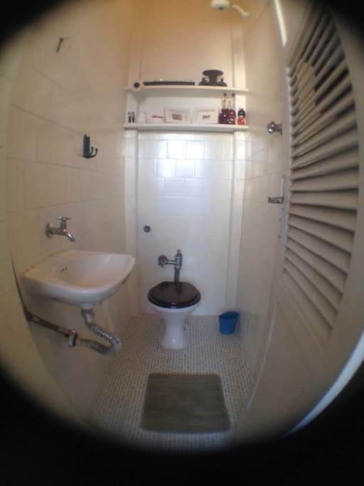 Banheiro - Serviço
