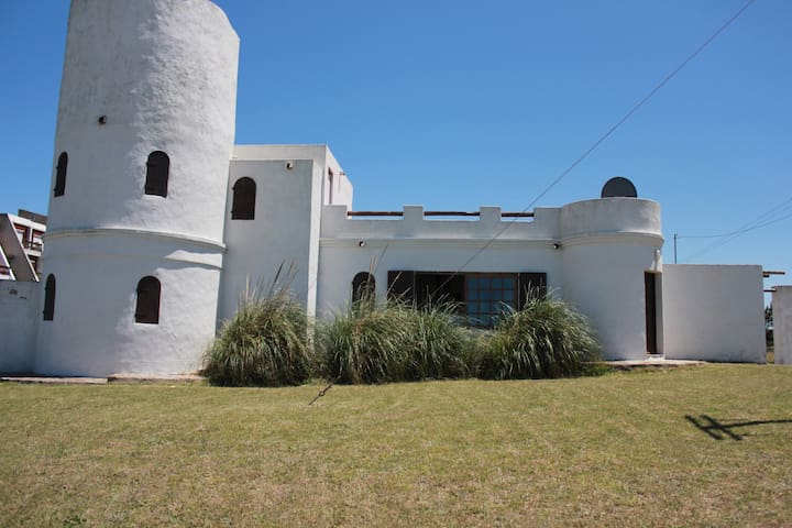 Hermosa Casa vista al mar, miramar para 7 personas - Miramar - Haus