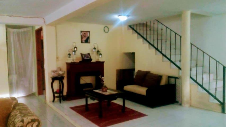 Casa con dormitorios individuales y/o compartidos - Ciudad López Mateos - Talo