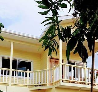 Apartamento en el caribe (vista al mar)