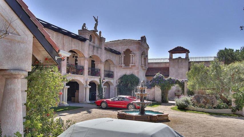 Chateau Carmel - Carmel Valley - Villa