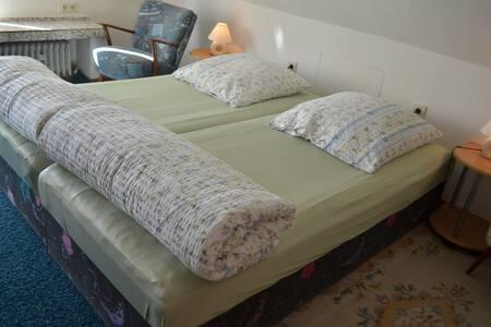 Wohnung West für 1-2 Personen - Arnsberg - 公寓