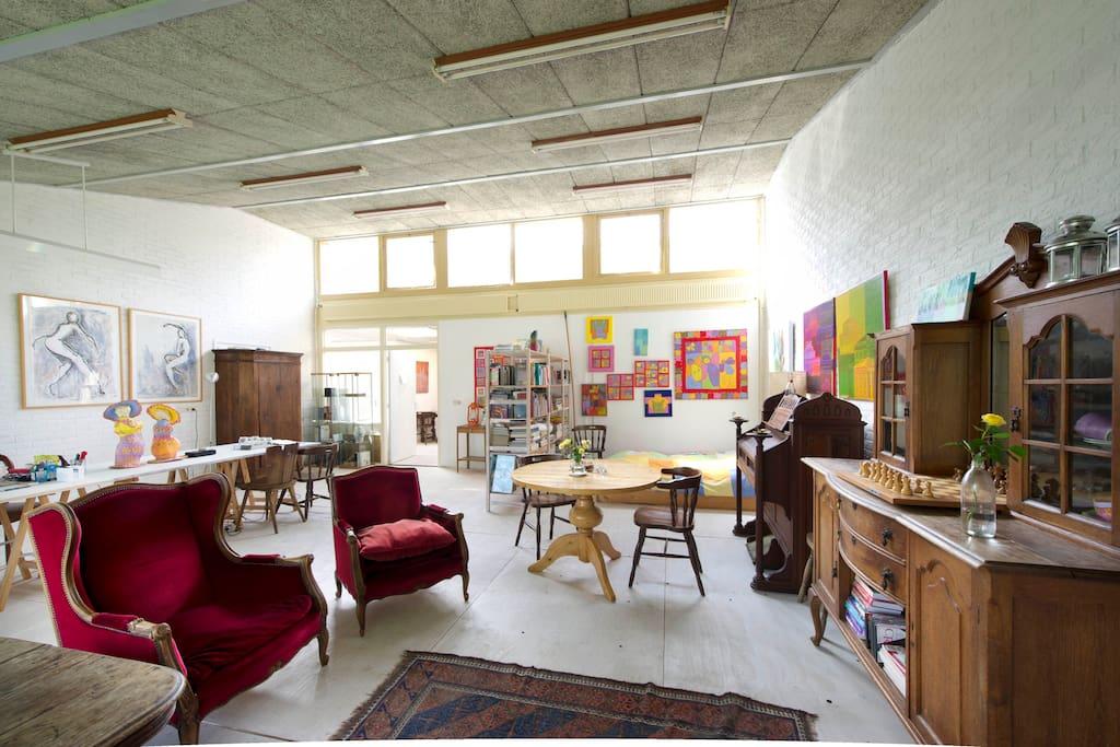 Sleeping At School Apartments For Rent In Kloosterburen