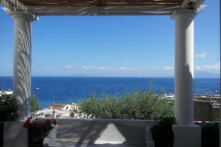 Panoramico a pochi minuti dal mare - Capri