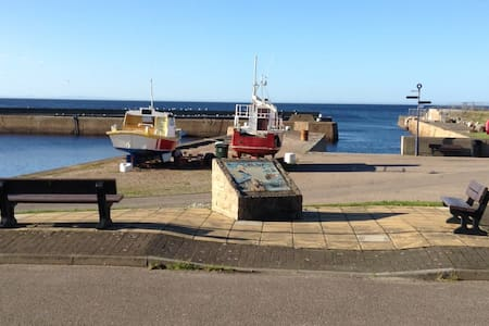 Double EnSuite with Sea View, Moray - Portgordon