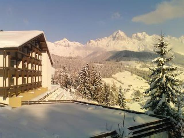 Appt. in middle of 4 ski resorts - Maria Alm - Apartemen