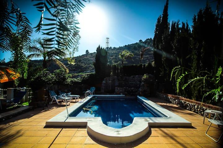 Luxury Alpujarra in Orgiva - Las Barreras - House