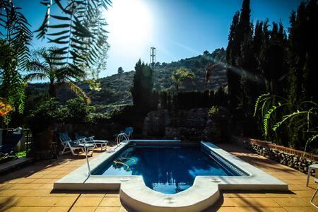 Luxury Alpujarra in Orgiva - Las Barreras