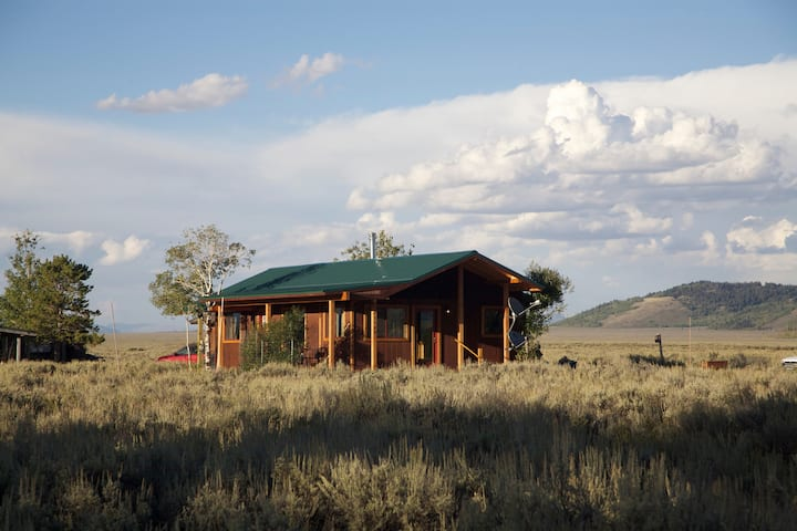 Craighead Cabin at Moose, Wyoming