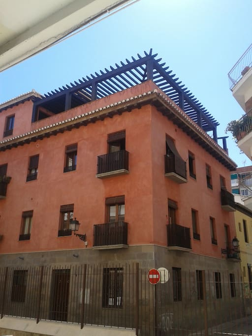 Fachada / Building facade