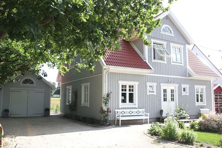 Schwedenhaus am Altmühlsee - Gunzenhausen - Huis