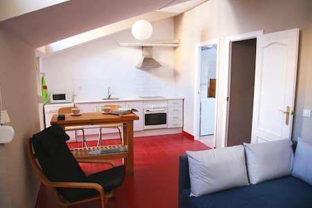 Acogedor apartamento en pleno centro - Badajoz - Lejlighedskompleks