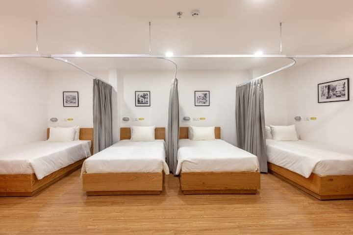 Luxury Dormitory 6 Beds