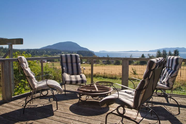 Bed And Breakfast Lummi Island Wa