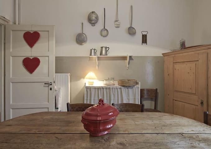 La val di Fiemme in casa