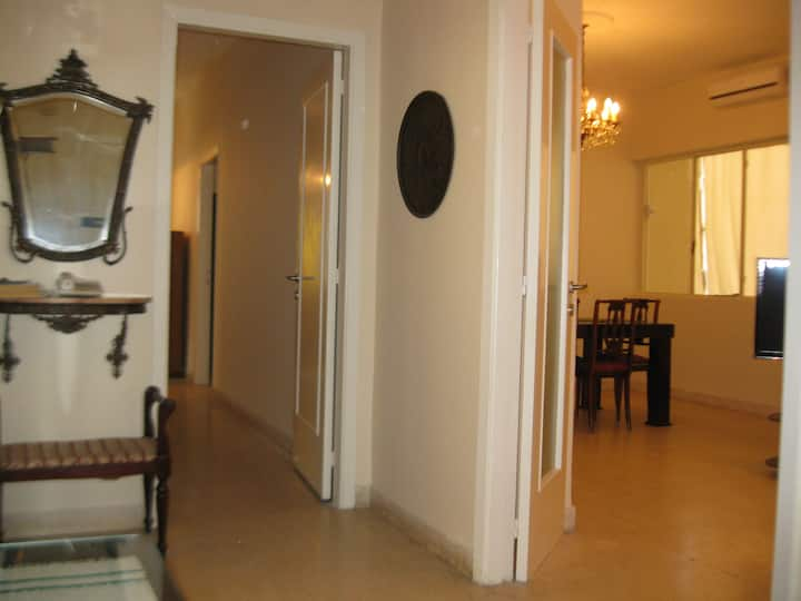 Large apartment in great location,