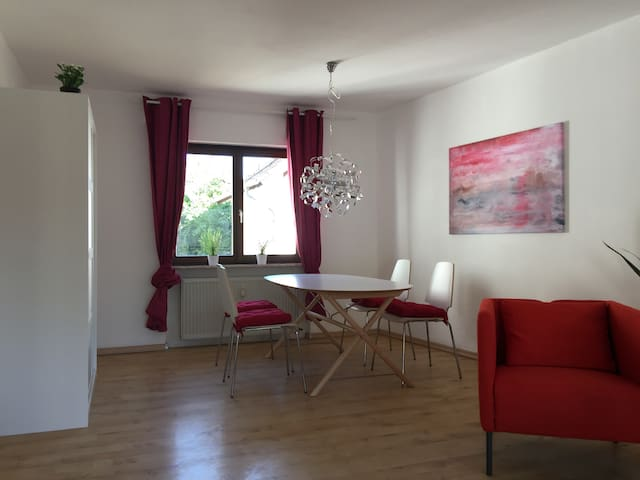 Vor den Toren Mainz- 3-Zimmerwohnung mit 80m² - Essenheim - 公寓