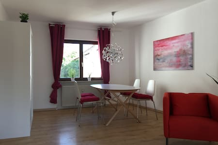 Vor den Toren Mainz- 3-Zimmerwohnung mit 80m² - Essenheim
