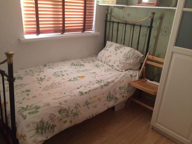 Room in picturesque seaside village