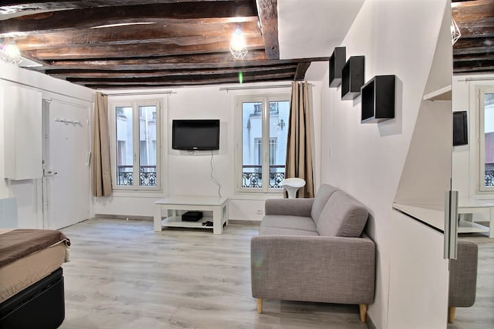 1 bedroom near Champs Elysées - S08045