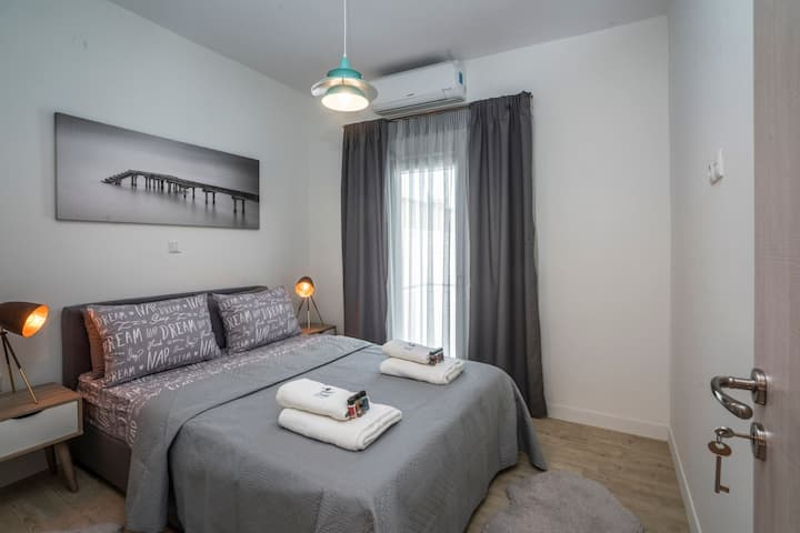Two-Bedroom Apartment 70 sq.m | 3rd Floor