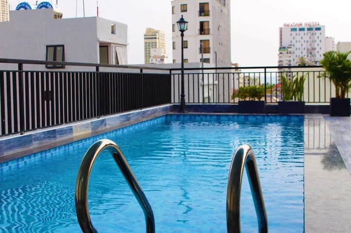 One bedroom Apartment with Pool. Cheap price.