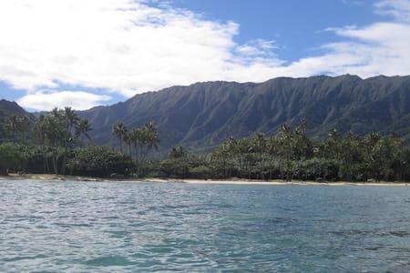 Windward Oahu Getaway - Lakás