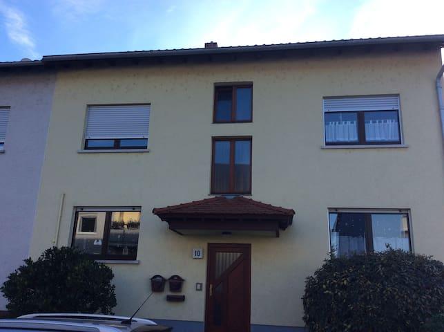 Ferienwohnung Heddesheim