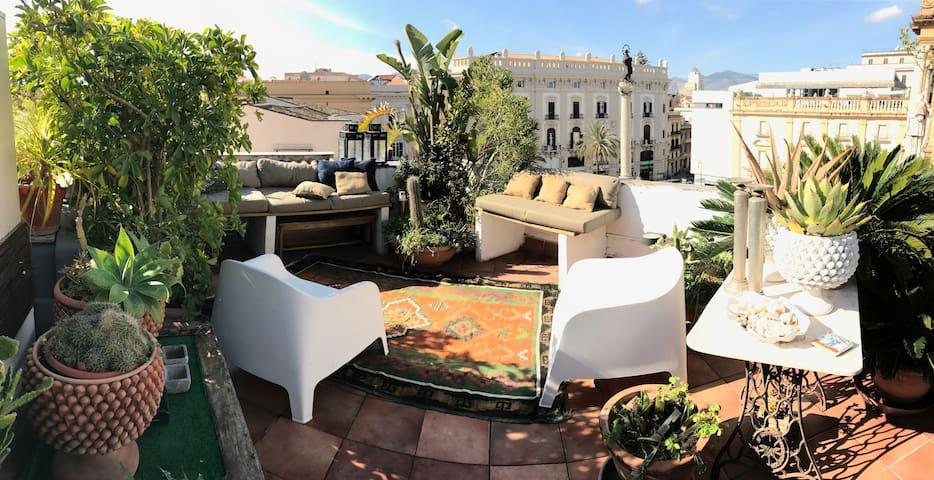 casa kalos - Palermo - Wohnung