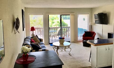 The Funky Fish at Weston Point - 1 Bed/1 Bath