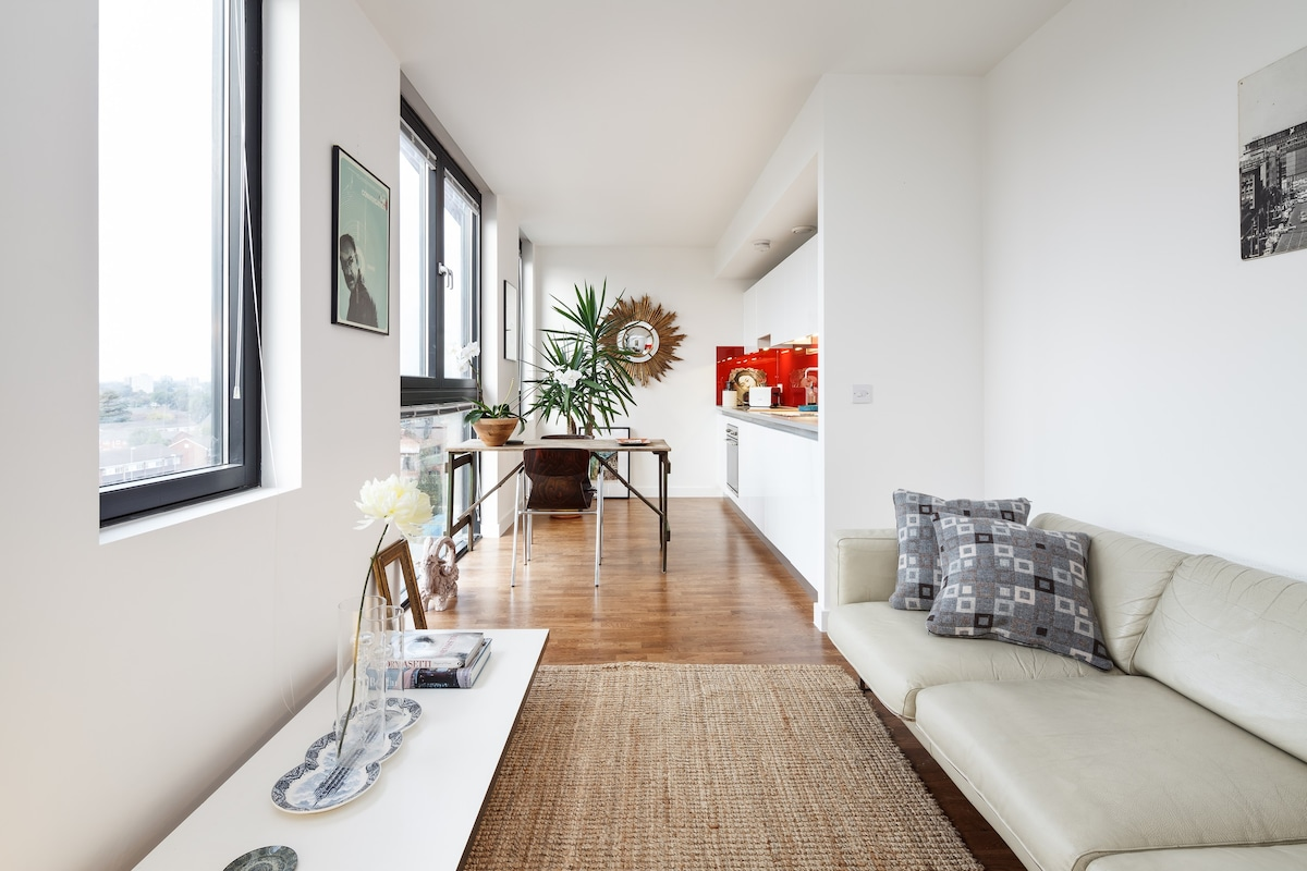 AirBnb in Manchester City Center