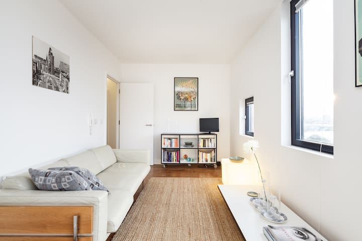 Stylish canal-side central apartment - Manchester - Pis