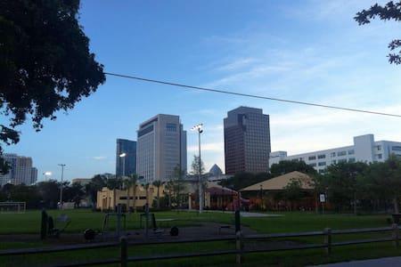 City Center! Great location!