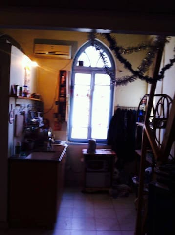 Nice cozy studio in Florentine