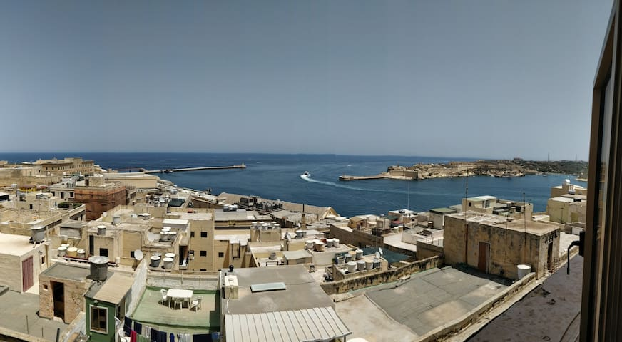 Studio  Valletta Sea View Appartment