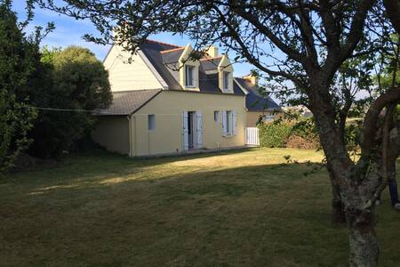 Penty Breton à Camaret  / Cute house in Camaret - Camaret-sur-Mer