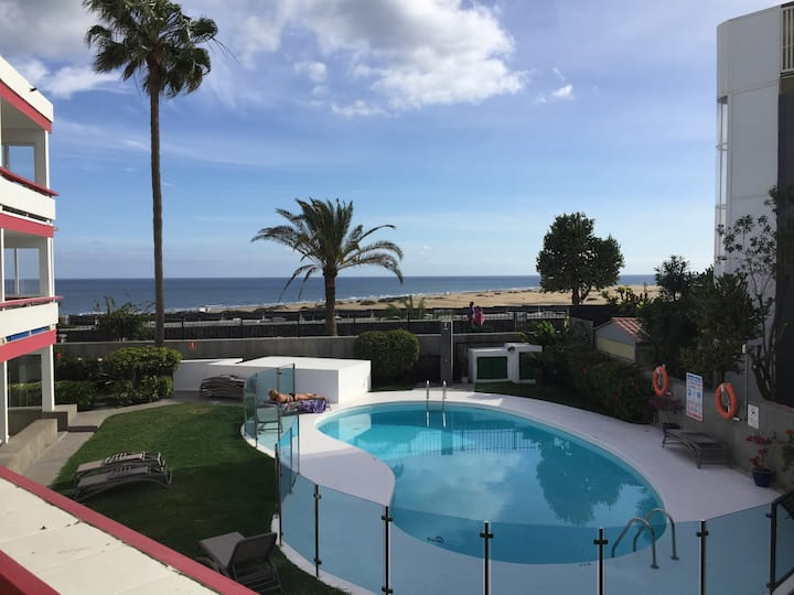 Apartament with sea view  Maspalomas