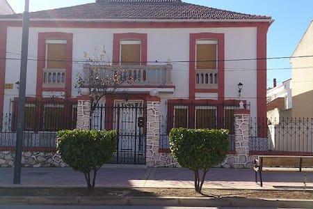 Casa palacete con encanto - Villarejo de Salvanés - Nyaraló