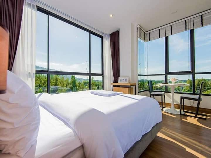 Hill myna condotel deluxe one bed room
