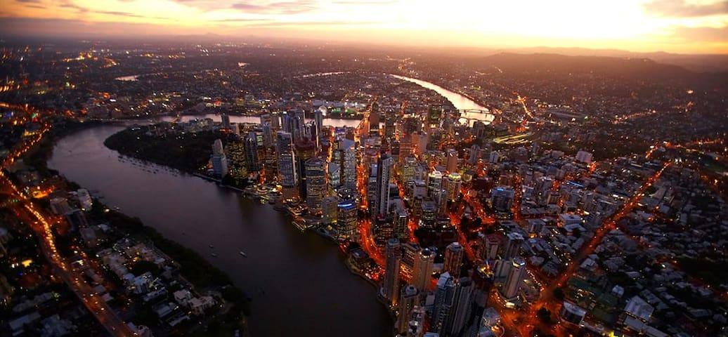 Best of Brisbane Downstairs Studio - The Gap - Huis