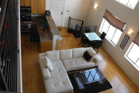 Beautiful 3 Level Loft in SF! - San Francisco - Loft