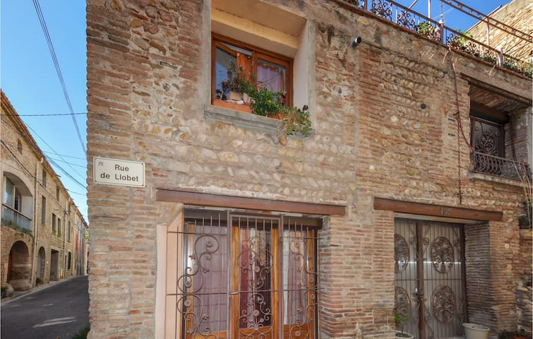 Holiday apartment with 1 bedroom on 35m² in Torreilles