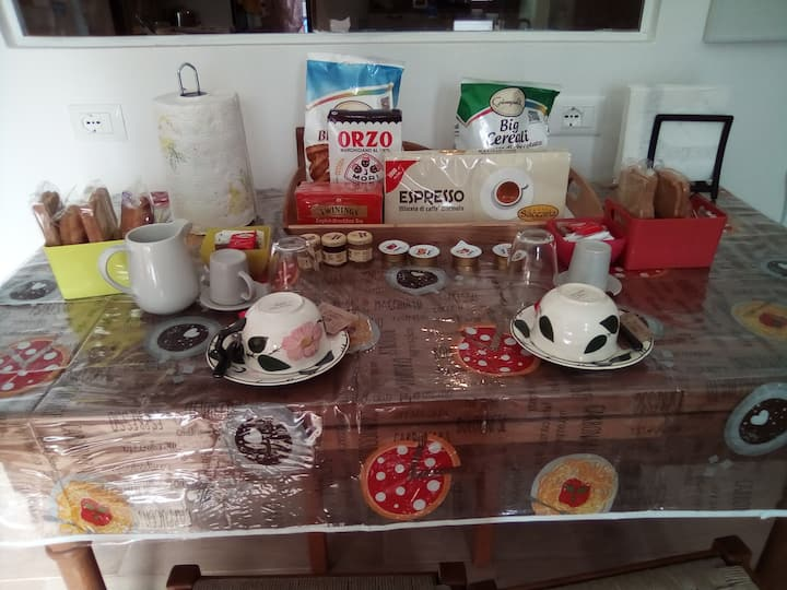 "BED & BREAKFAST ""A CASA DI MELY"""