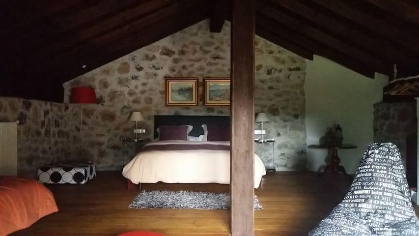 Borda en zona rural a 47 km de Donostia - Zumarraga - Hus