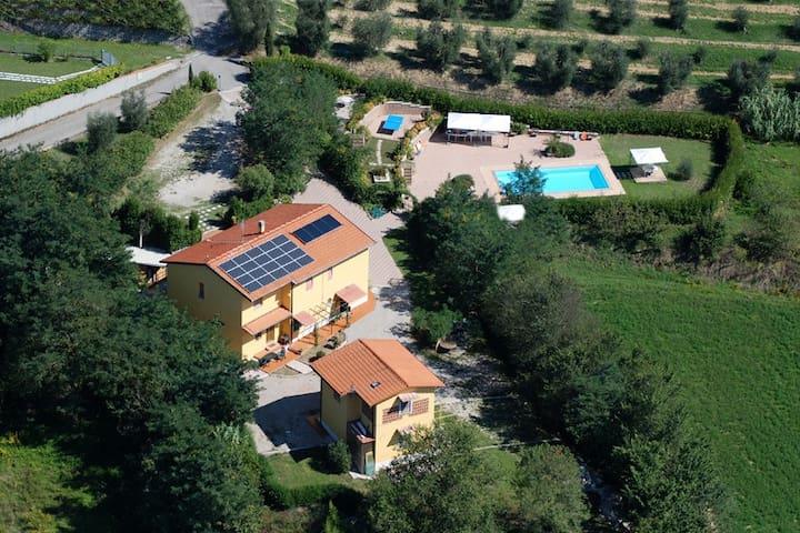 Graziosa casa vacanze in Toscana