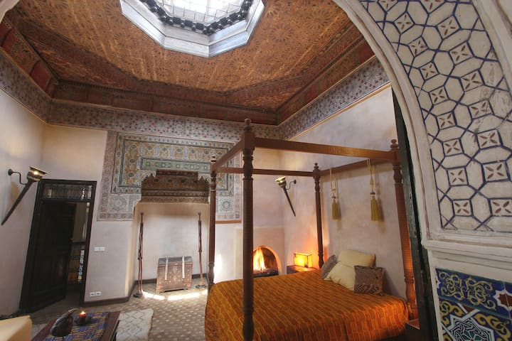 The Cozy Palace - Marrakesh - Bed & Breakfast